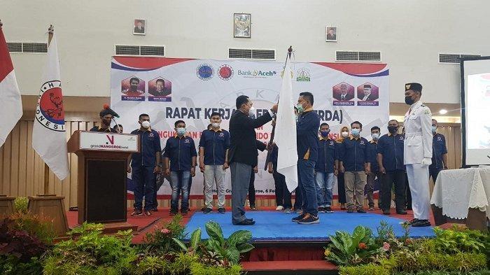 Amal Hasan Pimpin Pengprov Hapkido Aceh