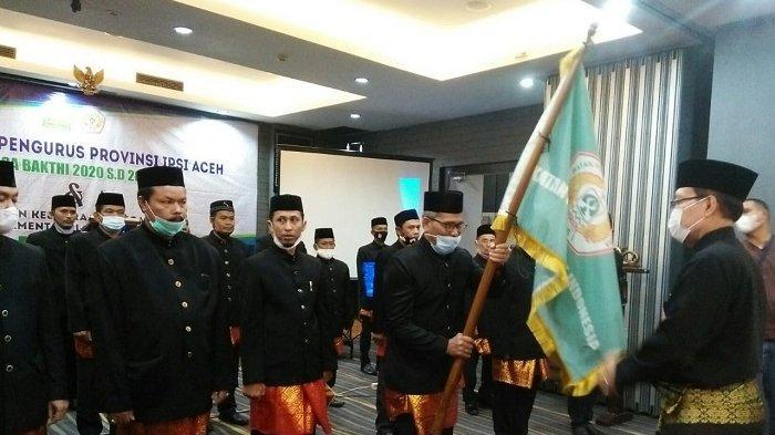 Pengprov IPSI Aceh 2020-2024 Dikukuhkan, Mari Kembangkan dan Tingkat Prestasi