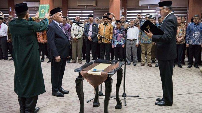 Nova Iriansyah Minta Taqwallah Selesaikan Masalah Dana Hibah dan Bansos
