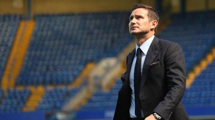 Frank Lampard Mengamuk di Ruang Ganti, Bek Chelsea Ini Kena Semprot