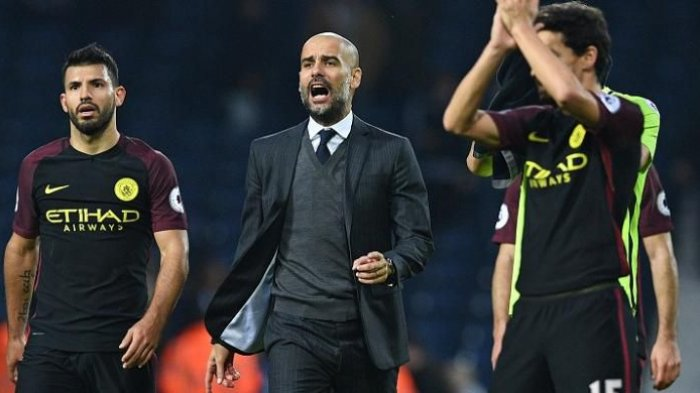 Pep Guardiola Sungkan Bicara soal Peluang Manchester City Juara Liga Inggris 2020-2021