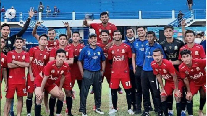 Sepak Bola PON XX Papua: Kalahkan Sumut, Aceh Buka Peluang ke Semifinal Berkat 2 Gol Akhirul Wadhan