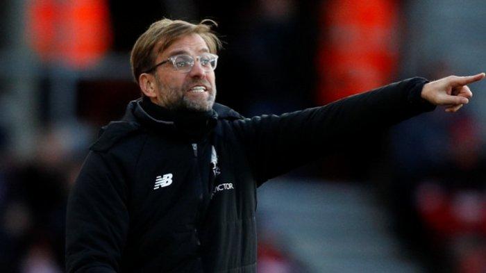 Begini Reaksi Juergen Klopp Saat Ditanya Rencana Liverpool Menjamu Barcelona