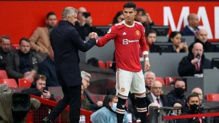 Ferguson Minta Pelatih MU Siapkan Pemain Terbaik, Jika Cristiano Ronaldo Dicadangkan