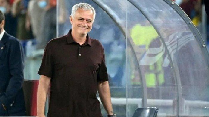 Pelatih Roma, Jose Mourinho Targetkan Juara Piala Konferensi, Kasta Ketiga Eropa