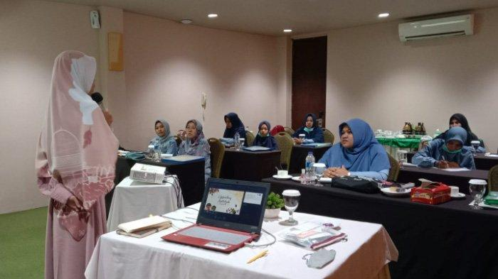 TPA Al-Hasanah Geuceu Komplek Upgrade Kompetensi Ustazah