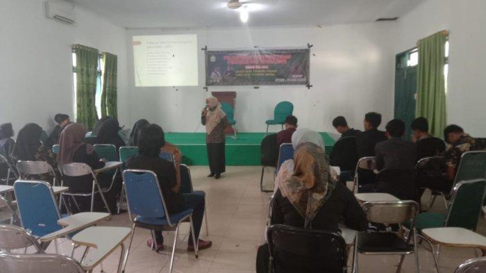 Puluhan Mahasiswa Umuslim Ikut Pelatihan Administrasi