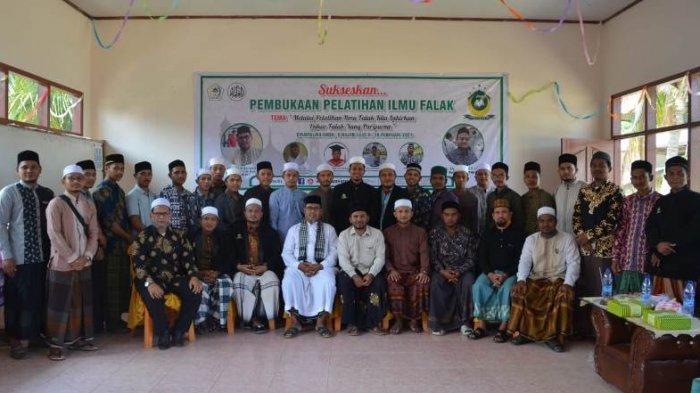 50 Santri di Aceh Utara Enam Bulan Dilatih Dalami Ilmu Falak, Diadakan Hathar dan MPU