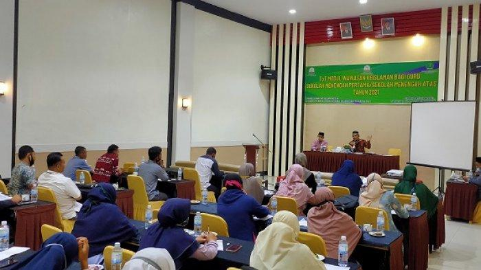 Dinas Syariat Islam Aceh Gelar ToT Wawasan Keislaman bagi Guru