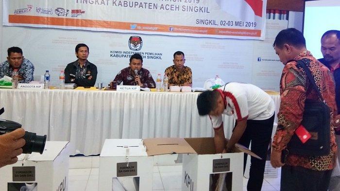 Ini Perolehan Suara di Aceh Jaya Untuk Pemilihan DPR RI