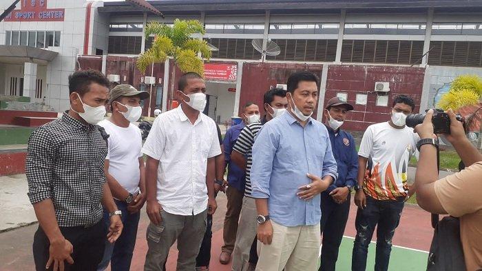 KONI Aceh Timur Lepas Atlet Takraw Menuju PON Papua, Ini Nama-namanya