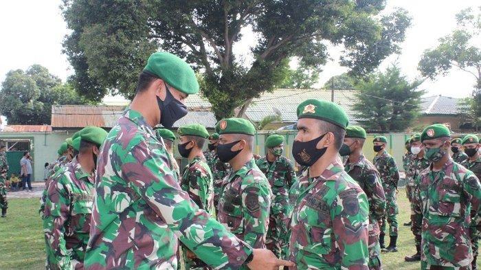 137 Tamtama dan Bintara Remaja Kodim Aceh Utara Pindah Tugas ke Satuan Baru, Dandim Pesan Hal Ini