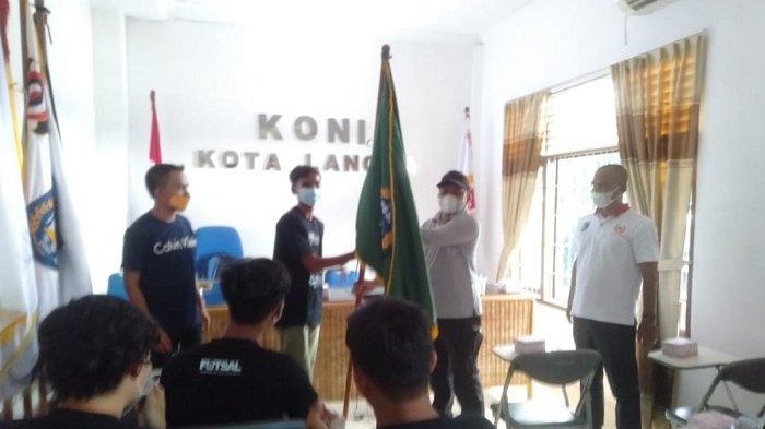 Wakil Wali Kota Semangati Tim Futsal Langsa Berlaga di Pra-PORA, Marzuki: Kalian Orang-orang Pilihan