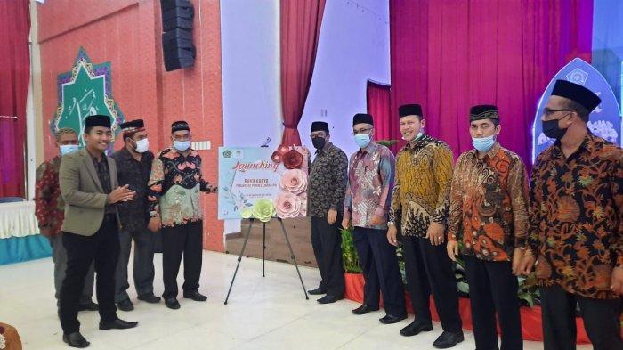 Mantap! Guru Madrasah di Aceh Besar Launching Buku Pembelajaran PAI, Ini Sejarah Pertama di Aceh
