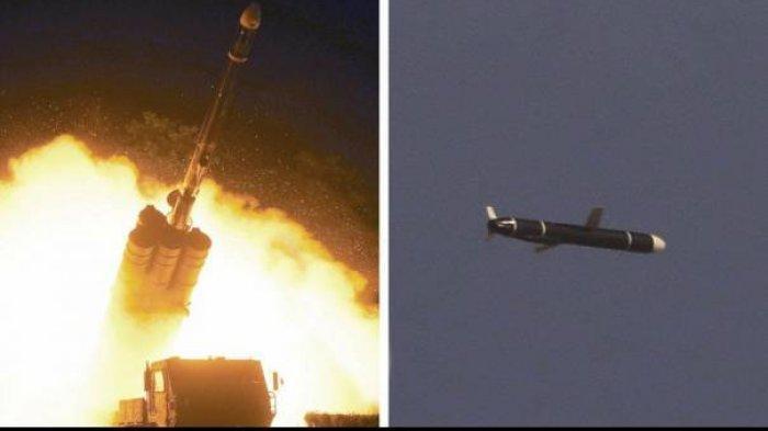 Korea Utara Luncurkan Rudal Balistik Jarak Jauh, Mampu Hantam Sasaran hingga 1.500 Km