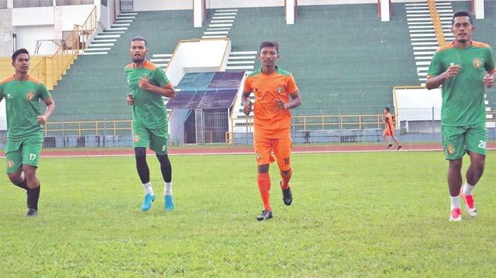 Aceh United Mulai Berlatih