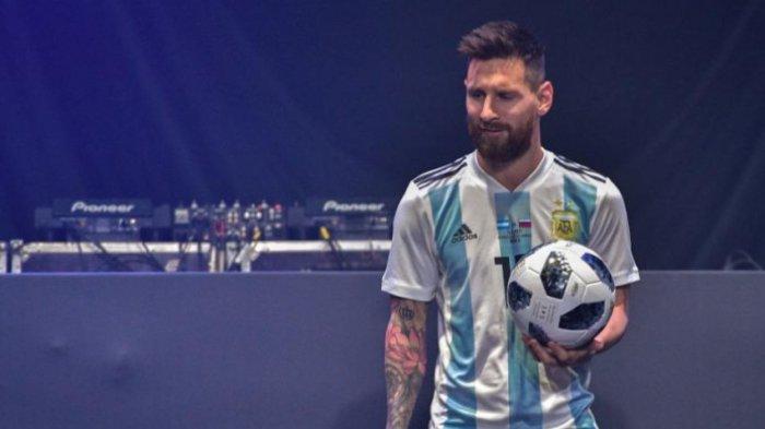 Lionel Messi Bakal Pensiun Bila Tugas Terakhirnya Ini Tuntas