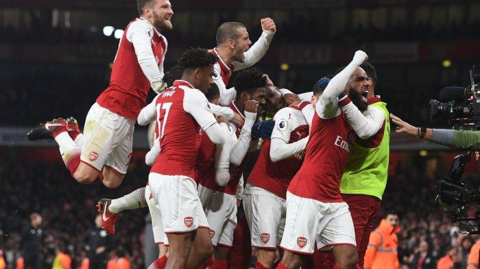 LIVE STREAMING - Crystal Palace vs Arsenal, Jangan Macet Meriam London, Nonton di SINI