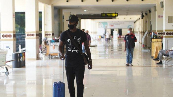Pemain Asing ke-4 Persiraja Paulo Henrique Tiba di Aceh, Langsung Bergabung Dalam Sesi Latihan