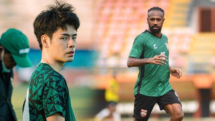 Pemain Asing Terbentur Aturan, Persebaya Andalkan Skuad Lokal, Borneo FC Tak Turunkan Boaz Salossa
