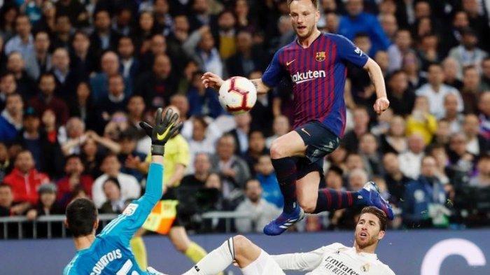 Hasil El Clasico - Barcelona Kembali Permalukan Real Madrid, Ini Klasemen Liga Spanyol