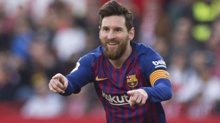 PSG Ingin Rekrut Lionel Messi, Calon Presiden Barcelona Murka sampai Kecam