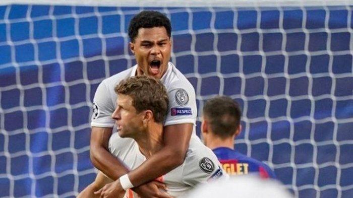 Barcelona Dibantai Bayern Muenchen 8-2, Mueller Bandingkan dengan Kemenangan 7-1 Jerman atas Brasil