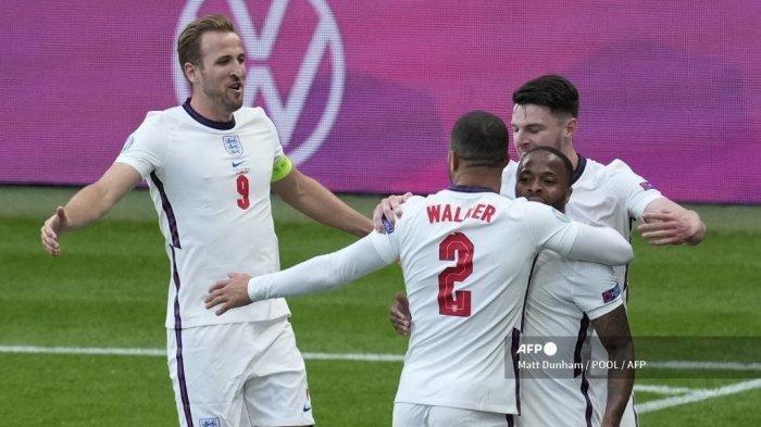 Jadwal Piala Eropa Dini Hari Nanti, Ukraina vs Inggris, Three Lions Ingin Kembali ke Stadion Wembley