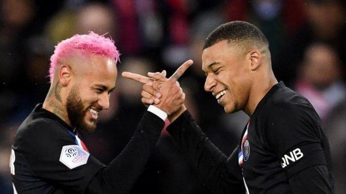 Jadwal Liga Champions Dini Hari Nanti, PSG vs Man City,  Ketajaman Mbappe-Neymar Diuji Citizens