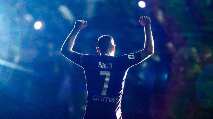 Daftar Lengkap Transfer Pemain Liga Italia Musim Panas 2019, Ribery Jadi Rival Cristiano Ronaldo