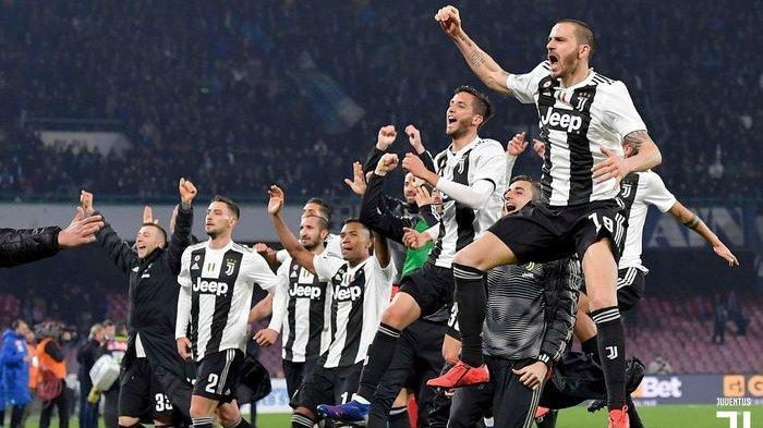 Jadwal Lengkap Liga Italia Pekan Ini - Pertarungan Sengit Juventus Menjamu AC Milan