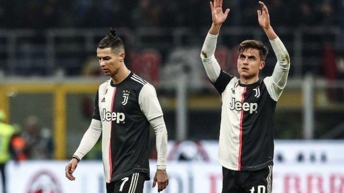 Live Streaming AC Milan Vs Juventus Pukul 02.45 WIB, Paulo Dybala dan Matthijs De Ligt Absen