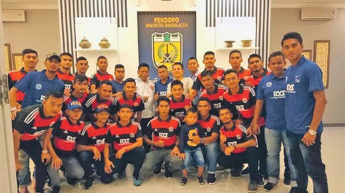 Sore Ini, Kuala Nanggroe FC Tentukan Langkah ke 16 Besar