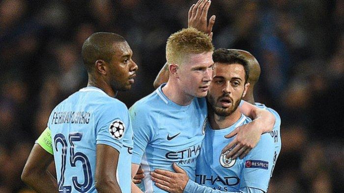 LIVE STREAMING Manchester City vs Burnley, Nonton di SINI
