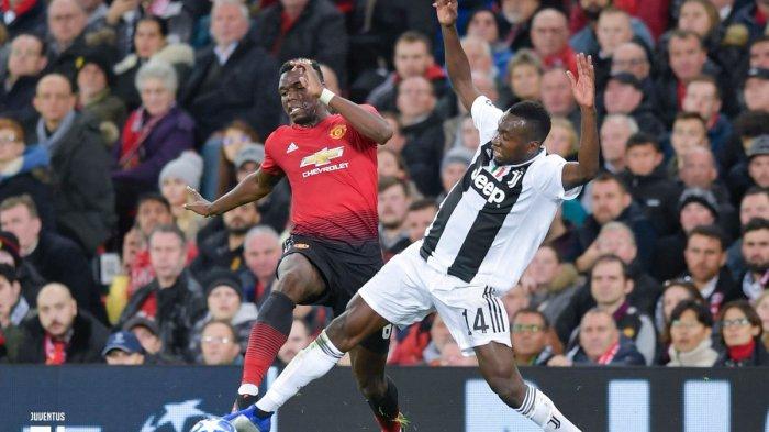Liga Champions - Manchester United Diuntungkan Akibat Tiga Pemain Juventus Absen