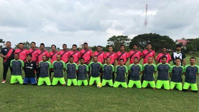 Tertinggal Tiga Kali, PSAP Legend Paksa Mayor FC Bermain Imbang 5-5 di Lapangan Blang Paseh