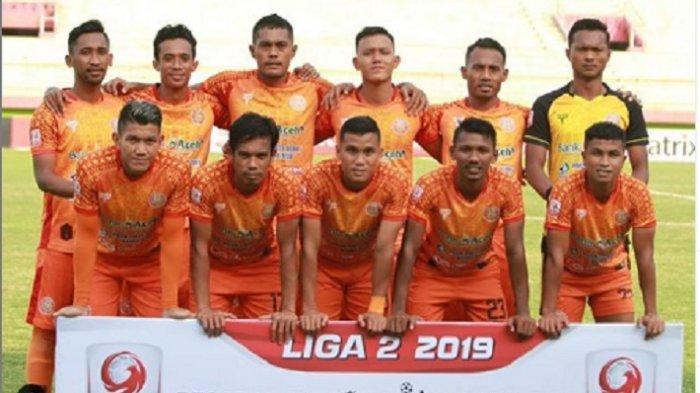 Link Live Streaming Persewar Waropen Vs Persiraja Banda Aceh, Laskar Rencong Menuju Semifinal Liga 2