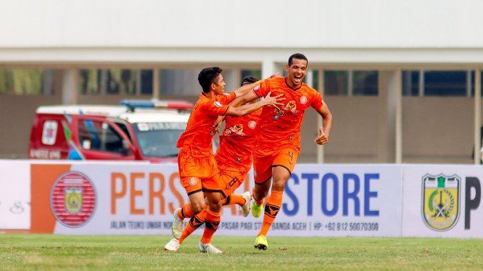 Jadwal Liga 1 2021 Akhir Pekan Ini, Laga Persiraja dan Persija, Persib Bandung vs Bali United