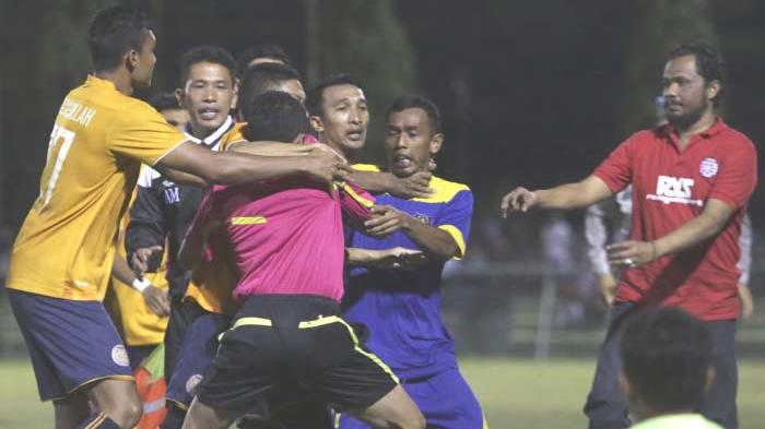 Derby Aceh Ricuh