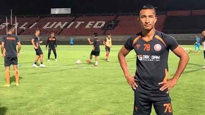 Pemain Persiraja Banda Aceh Mukhlis NakataMinta PT LIB Segeri Beri Kepastian soal Liga 1