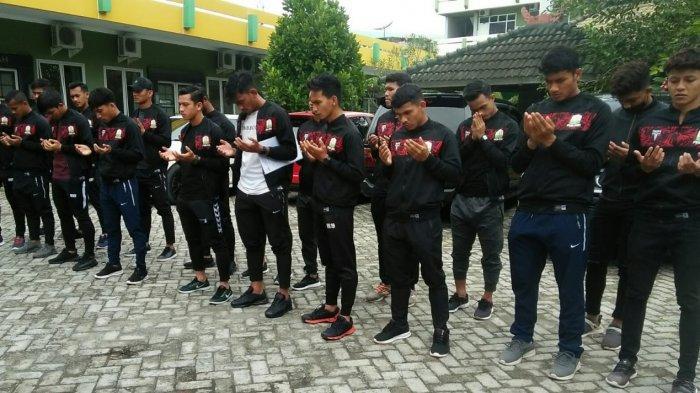 Uji Coba ke Medan, Tim PON Aceh Boyong 21 Pemain, Jajal Tiga Klub Termasuk PSMS Medan