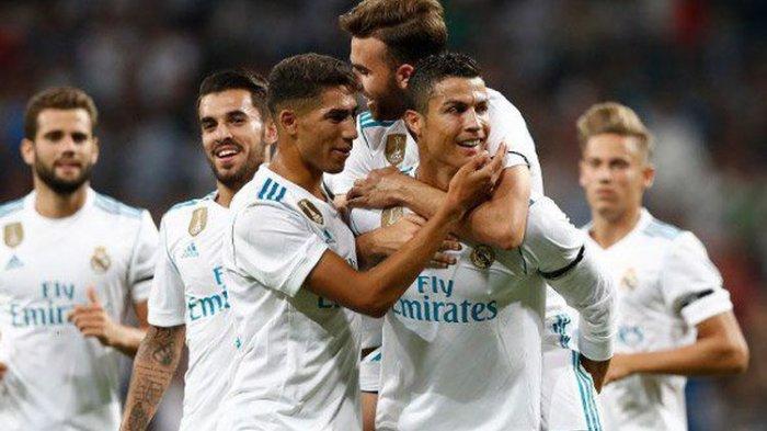 Ini Susunan Pemain Real Madrid vs Deportivo Alaves, Tanding Pukul 22.15 WIB