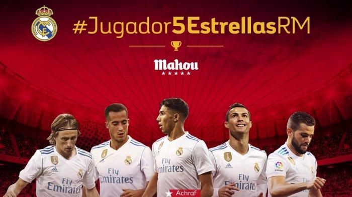 LIVE STREAMING - Real Madrid vs Numancia, Santapan Ronaldo Cs, Main Pukul 03.30 WIB