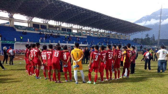 Tantang Jawa Timur di Babak Semifinal,Ini Prakiraan Susunan Pemain Tim Sepakbola PON Aceh