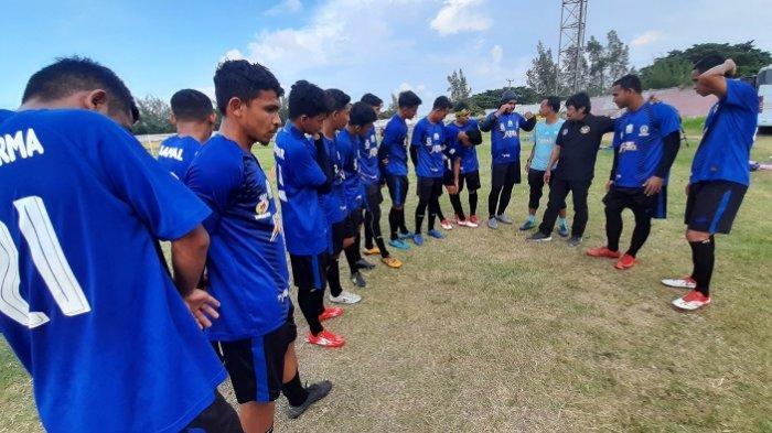 Idul Adha, Pemain Sepakbola PON Aceh Hanya Libur Tiga Hari