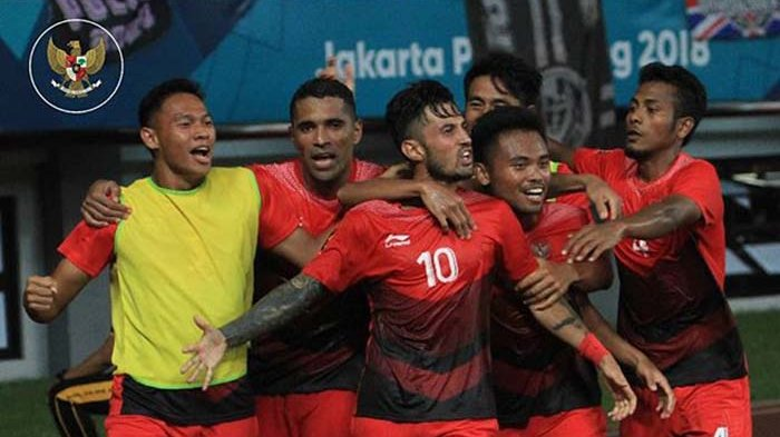 LIVE STREAMING SCTV - Timnas Indonesia U-23 vs Uni Emirat Arab, Babak 16 Besar Pada Pukul 16.00 WIB
