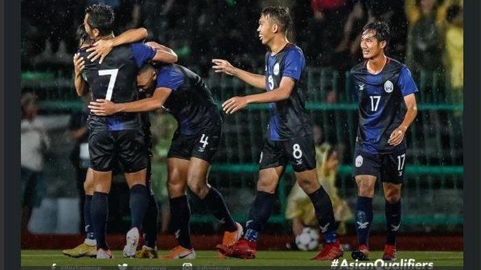 Hasil Lengkap Kualifikasi Piala Dunia 2022, Malaysia dan Kamboja Gabung Timnas Indonesia