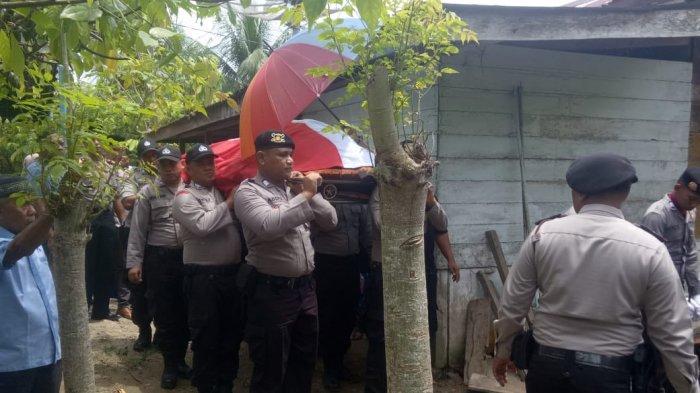 Kasat Sabhara Polres Aceh Timur Meninggal di RSUDZA