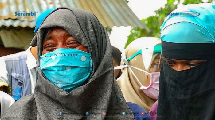 FOTO - Suasana Haru Saat Pemakaman Gadis Rohingya di TPU Kuta Blang, Lhokseumawe - pemakaman-gadis-rohingya-10.jpg