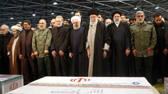 Uni Eropa Jatuhkan Sanksi ke Komandan Milisi, Kepala Polisi dan Kepala Pengawal Revolusi Iran
